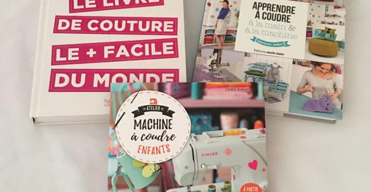 livre coudre couture tutoriel machine à coudre