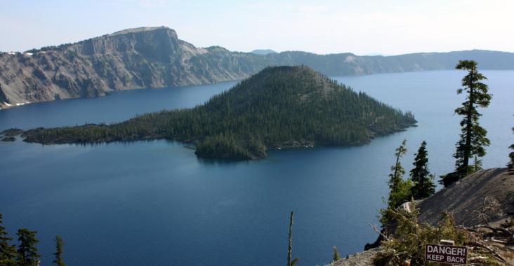 Etats-Unis voyage 2009 crater lake road trip