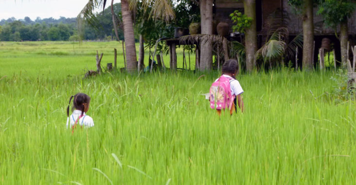 enfant école laos village ban vang mao association humanitaire