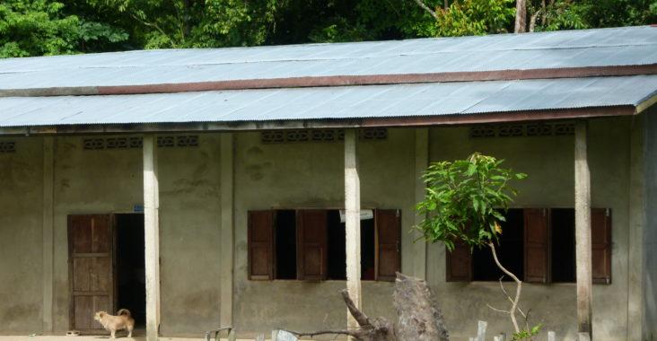 nouvelle toiture école laos association humanitaire 1