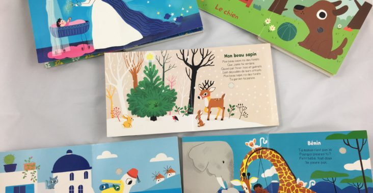 livres sonores bébé enfant gallimard