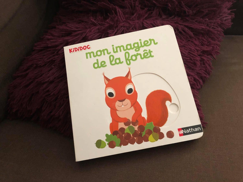 Mon Imagier De La Foret De Kididoc Mon Avis Sur Le Livre